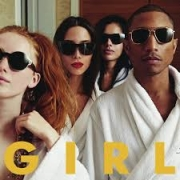 CD - PHARRELL WILLIAMS - GIRL